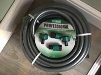New heavy duty 2cm garden hose by Flexon