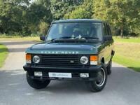 1991 Land Rover Range Rover Vogue 3.9 EFI V8 Auto