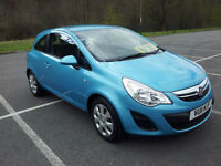 VAUXHALL CORSA 1.3 CDTI ONLY £30.00 A YEAR ROAD TAX