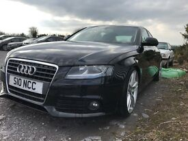AUDI A4 2008 2.0tdi SE REMAPPED TO 180bhp (With Extras)