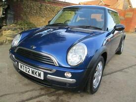 Mini One 1.6 Automatic 58K From New 12 Months MOT At Point Of Sale