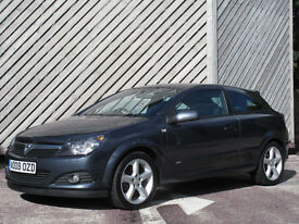 2008 VAUXHALL ASTRA 1.8 SRI AUTOMATIC 3DR HATCH - EXCELLENT VALUE !!