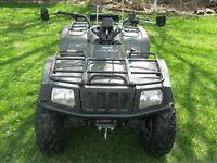 2002 Arctic Cat 400