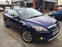 Ford Focus CC 2.0TDCi 2010 CC-2 JUST BEEN SERVICED AND VALETED***