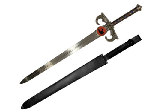 "47"" The Sword of Omens The  Lion Blade Cosplay Costume"