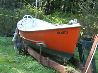 project boat 27'