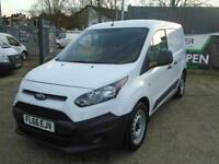 Ford Transit Connect 1.5 Tdci 75Ps Van DIESEL MANUAL WHITE (2016)
