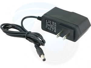 QY-052A US Plug 5V 2A 5.5mm Universal AC DC Power Supply Adapter
