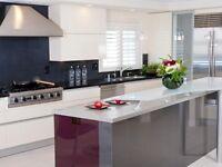 Quartz and granite Countertops- ALL ON
