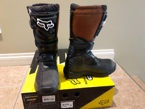 Fox Comp 3 youth dirtbike boots