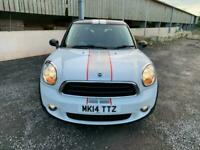 2014 MINI Paceman 1.6 Cooper D ALL4 3dr Coupe Diesel Manual