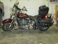 2008 Harley Davidson Heritage Softail (FLSTC) FOR SALE