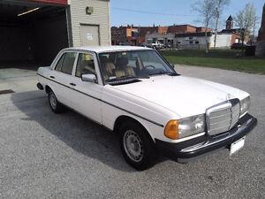 1983 Mercedes 300D