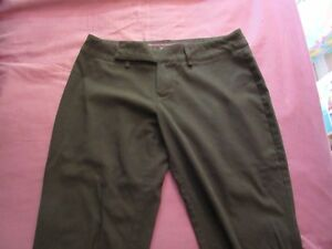 Black dress pants, size 38 (S-M)