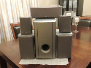 Pioneer S-HTD330 Speaker System- 5.1 Home Theater-