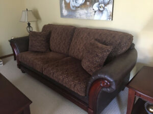 Excellent Condition Couch and Two Chairs