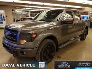 2013 Ford F-150 FX4  - local - trade-in - $294.63 B/W