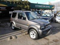 Suzuki Jimny 1.3 SZ4 2011 4X4 FULL MOT FULL LEATHER EXCELLENT 69000MLS