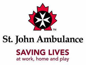 First Aid and CPR Instructor / St. John Ambulance