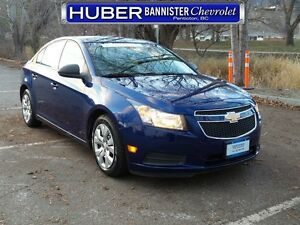 2012 Chevrolet Cruze Air Condition/XM Radio