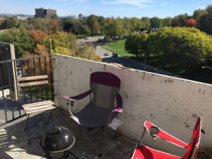 FULLY FURNISHED ROOM. MONT-ROYAL/PLATEAU AREA, WINTER SUBLET