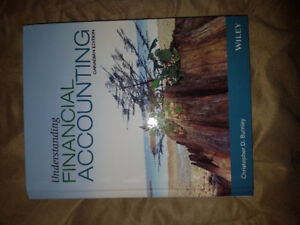 UVic COM 270 - Accounting Textbook and Additional book