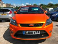 2008 08 Ford Focus 2.5 ST-3 225 SIV 2008.25MY ST3 Facelift Low Miles ST 3 Door