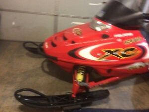 2002 Polaris Edge  600 London Ontario image 3