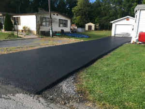 Asphalt paving and repair
