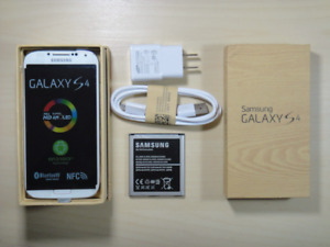 Unlocked 100% Original Samsung Galaxy S4 13Mpix,16GB;boite