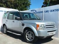 2009 09 Land Rover Discovery 3 2.7TD V6 GS Automatic Diesel for sale in AYRSHIRE