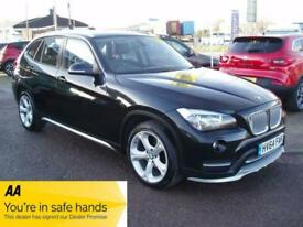 image for 2014 BMW X1 XDRIVE20D XLINE SUV Diesel Manual
