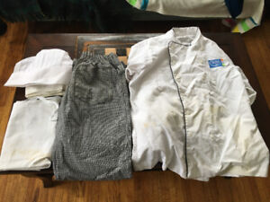 Uniform Culinary/Baking, George Brown College