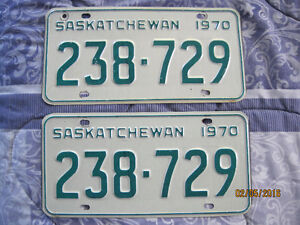Licence Plates for your Classic