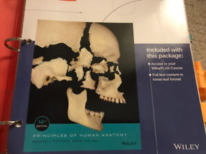 Dal intro Anatomy textbook looseleaf by Tortora and Nielsen