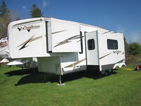 SAVE/SAVE/SAVE...2009 V-Cross 5th wheel by Forest River