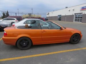 2004 BMW 330ci Convertible (this weekend only)