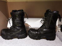 Winter Work Boots Dakota  Rated: -70°C SIZE: 9