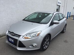 2014 Ford Focus SE Peterborough Peterborough Area image 3