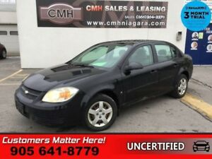 2008 Chevrolet Cobalt LS  4dr Sdn LS (AS TRADED)