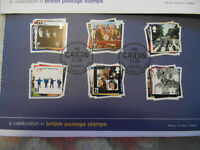 First day cover of the Beatles mailed from liverpool