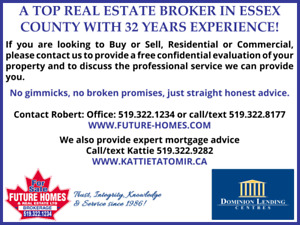 TOP REAL ESTATE BROKER IN ESSEX COUNTY WITH 32 YEARS EXPERIENCE!