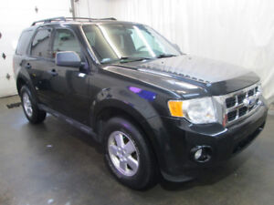 2012 Ford Escape XLT  **54$ / semaine - Taxes incluses!**