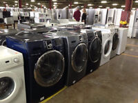 LIQUIDATION SALE - Save on Washers and Dryers