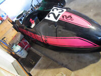 Racing Sidecar for sale or trade