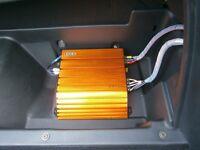 EDGE ED7300 2 Channel Stereo Amplifier