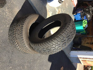 3 Winter tires for sale 215 /70r / 15  Altimax Arctic. Cambridge Kitchener Area image 6