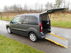 2013 63 Citroen Berlingo Multispace 1.6 Hdi 5 SEATS Wheelchair Accessible Car