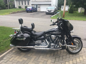Yamaha Stratoliner Deluxe 2010 , 36000 km ,  très propre