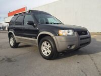 2002 Ford Escape XLT full automatic 128000km